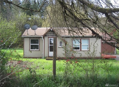 Chehalis Single Family Home For Sale: 2446 Pe Ell McDonald Rd