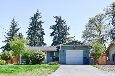 Redmond Single Family Home For Sale: 7218 151st Ave NE