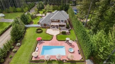 Woodinville Single Family Home For Sale: 14628 Bear Creek Rd NE