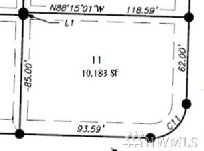 Lynden Residential Lots & Land For Sale: 11 Lot Rye Ct
