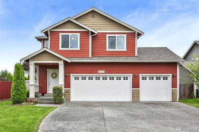 Marysville Single Family Home For Sale: 6118 55th Ave NE