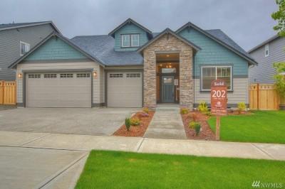 Bonney Lake Single Family Home For Sale: 18007 133rd St E