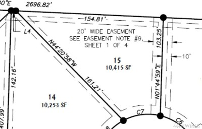 Lynden Residential Lots & Land For Sale: 15 Lot Rye Ct