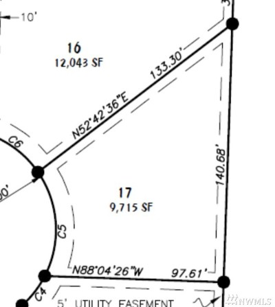 Lynden Residential Lots & Land For Sale: 17 Lot Rye Ct