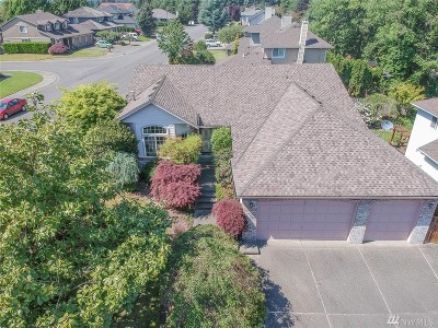 Federal Way Single Family Home For Sale: 2008 S 372nd St