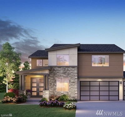 Woodinville Single Family Home For Sale: 15374 NE 127th Place NE #52