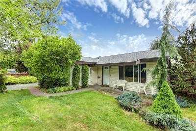 Snohomish Single Family Home For Sale: 9426 62nd Place SE