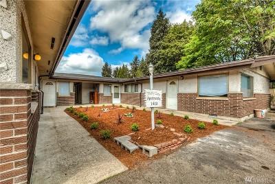 Kent Multi Family Home For Sale: 1419 S Maple Lane