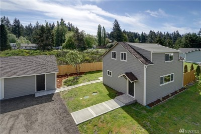 Port Orchard Single Family Home For Sale: 2597 Griffith Lane SE