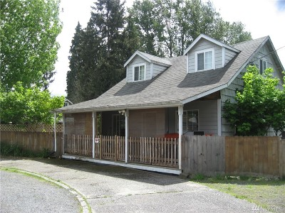 Marysville Single Family Home For Sale: 5224 Grove St