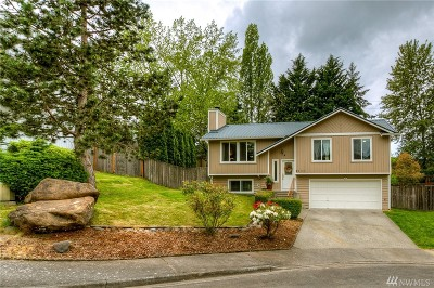Renton Single Family Home For Sale: 2111 Wells Ct S