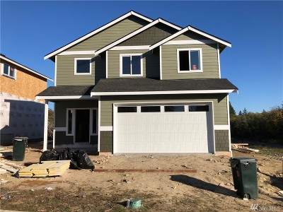 Port Orchard Single Family Home For Sale: 1915 SE Silktassel Wy