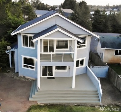 Grays Harbor County Single Family Home For Sale: 264 Chaparral St SE