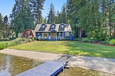 Stanwood Single Family Home Contingent: 8121 313th Place NW