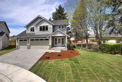 Lakewood Single Family Home Contingent: 10317 107th Street Court SW