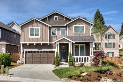 Woodinville Single Family Home For Sale: 12709 NE 150th St #25
