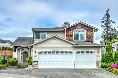 Single Family Home Contingent: 11108 51st Ave SE