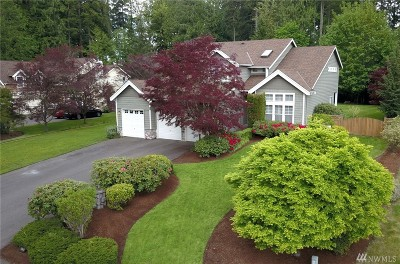 Woodinville Single Family Home For Sale: 21720 NE 181st Place