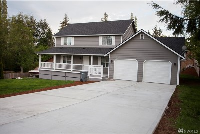 Mountlake Terrace Single Family Home For Sale: 4642 228th St SW