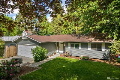 Bothell Single Family Home For Sale: 21313 2nd Dr SE