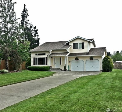 Enumclaw Single Family Home For Sale: 2436 McHugh Ave