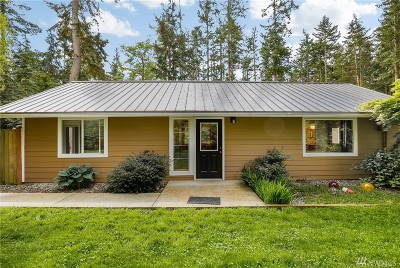 Coupeville Single Family Home For Sale: 146 Jacobs Rd