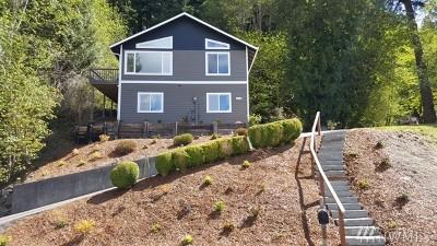 Mason County Rental For Rent: 13570 NE North Shore Rd