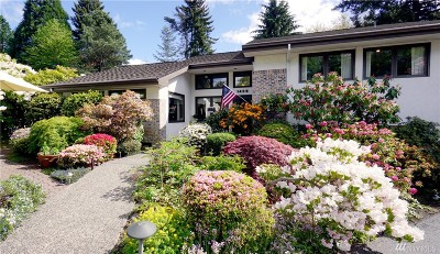Burien Single Family Home For Sale: 1439 SW 129th St