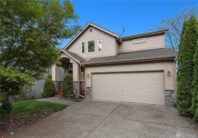 Woodinville Single Family Home For Sale: 17240 128th Place NE