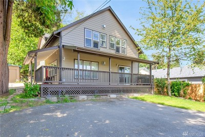 Bremerton Multi Family Home For Sale: 1709 N Callow Ave
