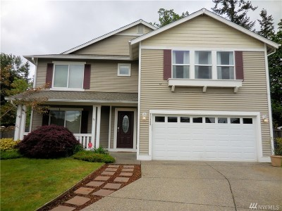 Maple Valley Single Family Home For Sale: 23428 SE 262nd St