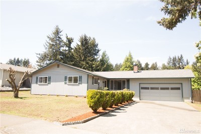 Lacey Single Family Home For Sale: 625 Enterprise Dr NE