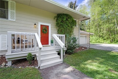 Woodinville Single Family Home For Sale: 17719 NE Woodinville Duvall Rd