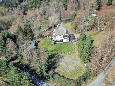 Bonney Lake Single Family Home For Sale: 17121 Orting North Rd East