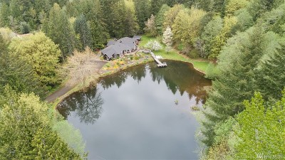 McCleary Single Family Home For Sale: 1106 Mox Chehalis Rd