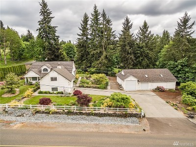 Puyallup Single Family Home For Sale: 3708 27th Ave SE