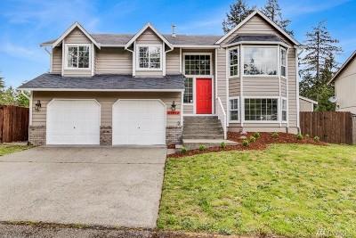 Spanaway Single Family Home Contingent: 22612 54th Av Ct E