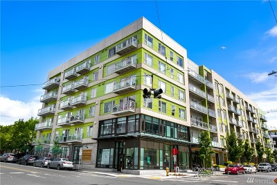 Condo/Townhouse Sold: 1760 NW 56th St #305