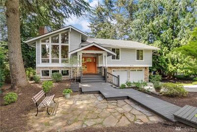 Bellevue Single Family Home For Sale: 3025 124th Ave NE