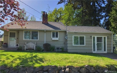 Des Moines Single Family Home For Sale: 20211 9th Ave S