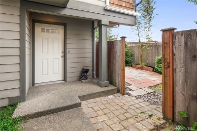 Seattle Single Family Home For Sale: 12028 28th Ave NE #A