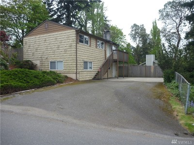 Federal Way Single Family Home For Sale: 30402 8th Ave SW
