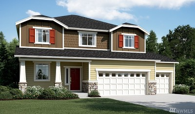 Lacey Single Family Home For Sale: 4215 Campus (Lot 18) Dr NE