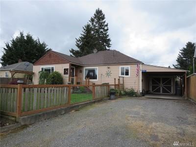 Burlington Single Family Home Sold: 614 E Orange Ave