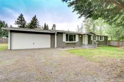 Puyallup WA Single Family Home For Sale: $279,000