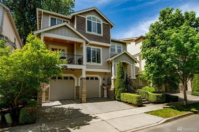 Woodinville Single Family Home For Sale: 20341 134th Ave NE