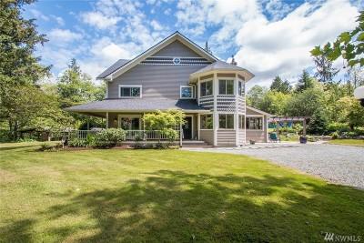 Mount Vernon Single Family Home For Sale: 16639 Walking M Lane