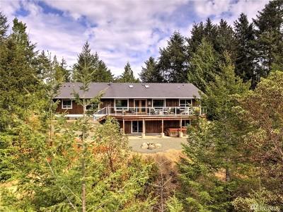 Shelton Single Family Home For Sale: 151 E Bobcat Lane