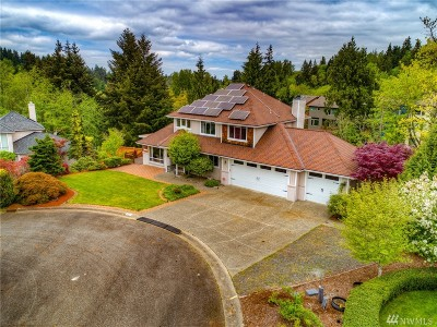 Newcastle Single Family Home For Sale: 13506 SE 83rd St