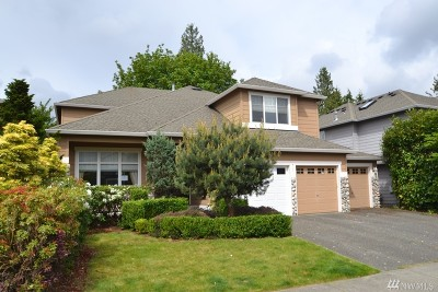 Bothell Single Family Home For Sale: 17404 31st Dr SE